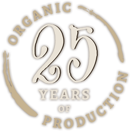 25 Years of Organic Production