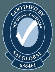 SQF Level 3 Certification